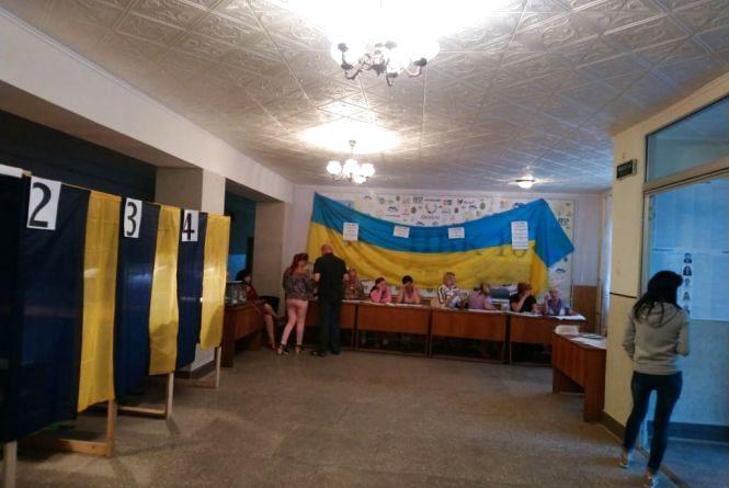 У Бердичеві члени ДВК до завершення голосування вже підписали порожній протокол