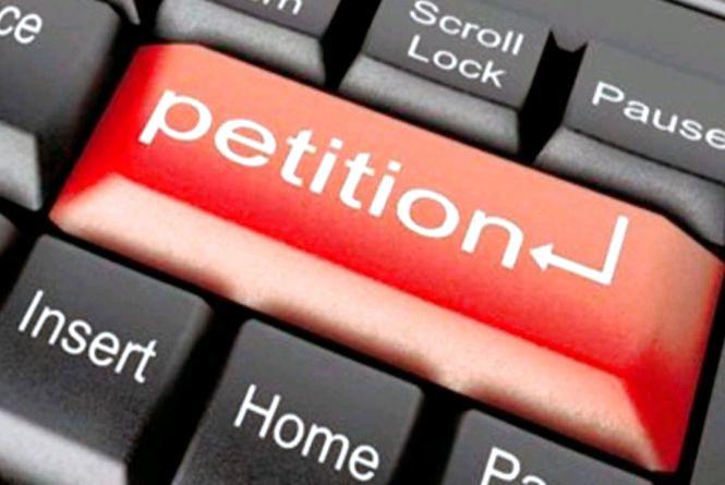 Нові актуальні петиції житомирян