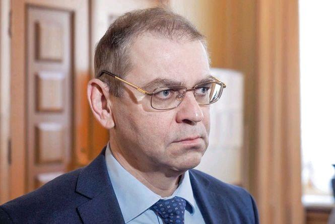 Суд скасував перерахунок голосів на окрузі, де програв Пашинський