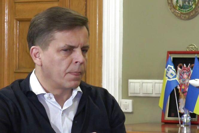 Як звільнили від відповідальності за корупцію мера Житомира Сергія Сухомлина
