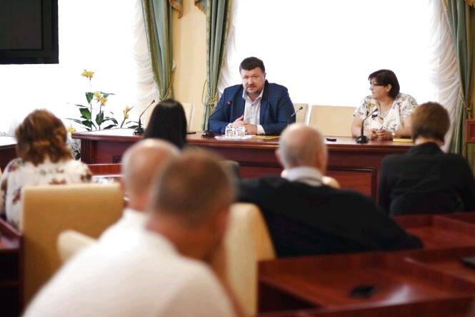 Затверджено склад Громадської ради при Житомирській ОДА