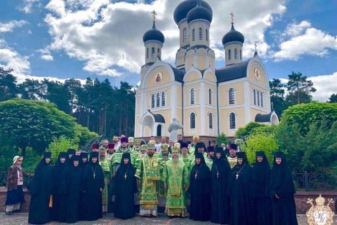 Унікальний Свято-Анастасіївський монастир відзначив 20-річчя