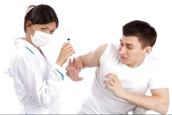 Житомирщина займає ІІ місце з ревакцинації проти кору та поліомієліту