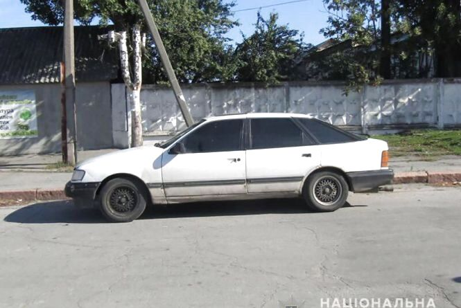 У Новограді-Волинському поліцейські затримали грабіжника