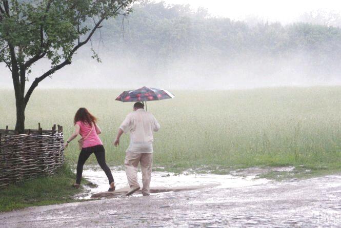 У Житомирі та області очікується погіршення погодніх умов!