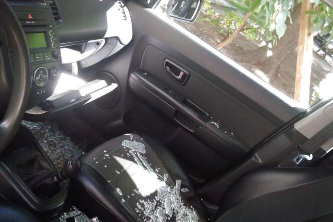 На Житомирщині почастішали випадки крадіжок з авто