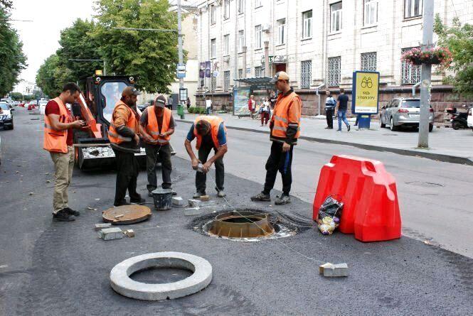 Увага: На вихідних Велику Бердичівську ремонтуватимуть в посиленому режимі