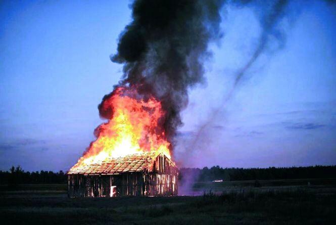Підпали в Олевській ОТГ: хто за ними стоїть?