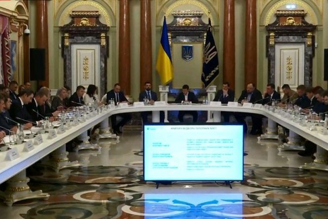 У Києві відбувається засідання Ради розвитку громад і територій
