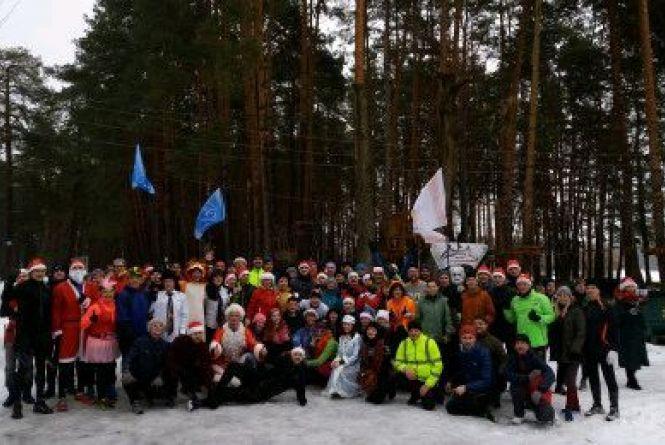 1 січня в Житомирі відбудеться традиційний Новорічний фестиваль бігу