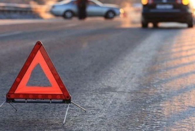 ДТП у Житомирі: травмовано 78-річну пасажирку однієї з автівок - учасниць пригоди