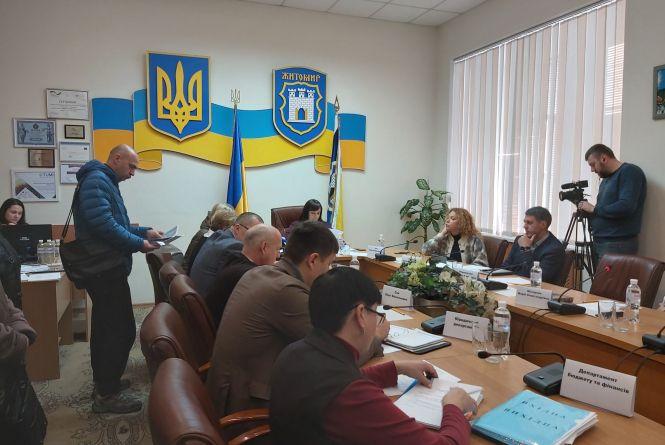 Черговий скандал в місті: «У Житомирській міській раді царює корупція!»
