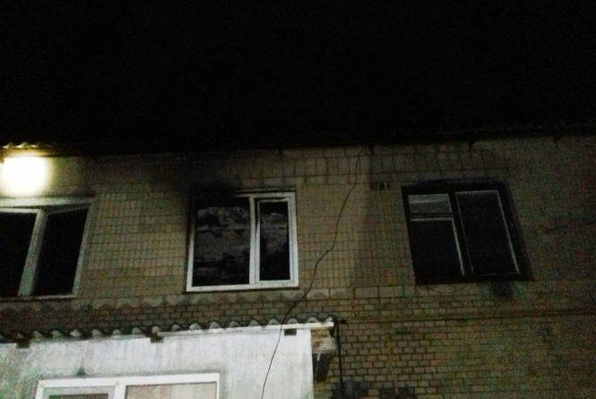 У Попільнянському районі від обігрівача загорілась квартира: сусідів довелося евакуювати