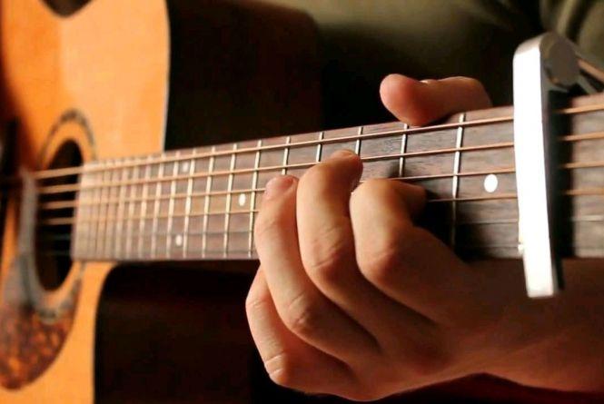 Чарівні звуки гітари Соколовського