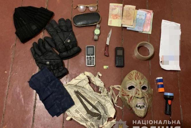 Підозрюваного у нападі на пенсіонерку в Андрушівському районі взято під варту