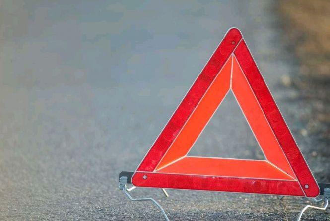 У Попільнянському районі в ДТП потрапило авто, що перевозило працівників одного з приватних підприємств
