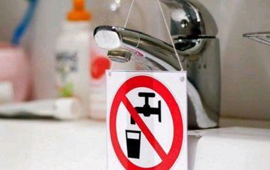 Відключення води в Житомирі знову переноситься