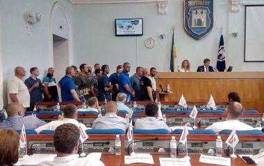 Активісти вимагають звільнення директора водоканалу через забруднення підприємством річки Тетерів