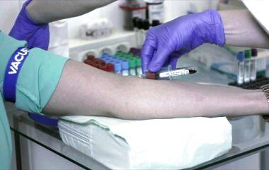 Незабаром аналіз крові в житомирських амбулаторіях братимуть лише з вени