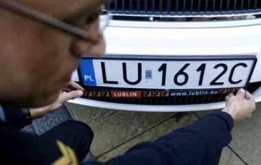 Жодне авто на іноземній реєстрації так і не було оштрафоване в Житомирській області