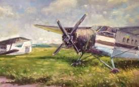 У Житомирі відкрилась благодійна виставка Артура Хачатряна