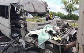 Після аварії на 127-му кілометрі траси Київ - Чоп  в реанімації - двоє дітей. ВІДЕО
