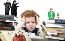 Житомиряни просять не допустити вивчення у школах релігійних предметів