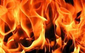 Смерть на роботі: у Романові під час пожежі на підприємстві загинули двоє робітників