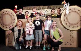Житомирські лялькарі повернулись з фестивалю ляльок і гастролей