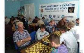На шаховому турнірі до Дня міста переміг киянин