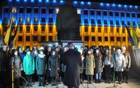 У Житомирі пройде мітинг до Дня Гідності та Свободи. ПРОГРАМА