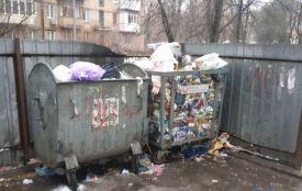 Жителі Житомира невдоволені якістю вивезення сміття