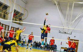 Волейбольний клуб «Житичі-ЖНАЕУ» переміг у черговому турі Суперліги