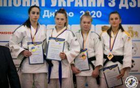 Житомирські дзюдоїсти завоювали дві медалі на Чемпіонаті України