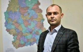 Кандидат на посаду начальника управління екології та природних ресурсів Житомирської ОДА готується до співбесіди з Віталієм Бунечком