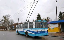 На Крошню курсуватиме тролейбус №4 і у вихідні, а маршрут №12 – скасовано: подробиці нововведень