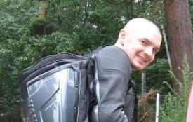 У Житомирі помер президент байкерского клубу Steel Dragon Валерій Буката